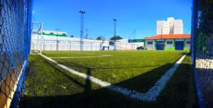 quadra society de futebol